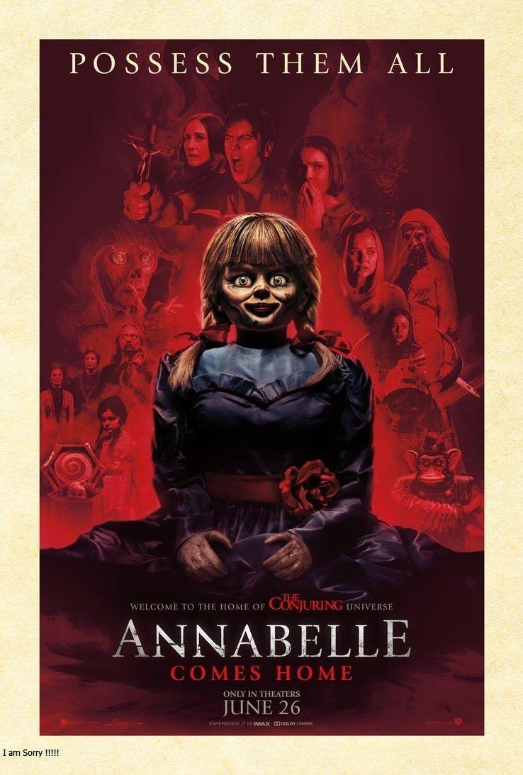 Annabelle Ác Quỷ Trở Về