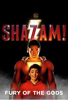 SHAZAM FURY OF THE GODS