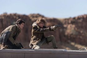 Maze Runner: The Death Cure tung ra trailer đầu tiên