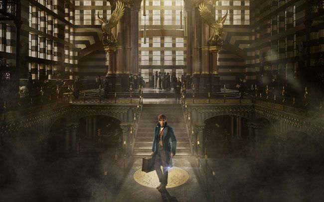 Fantastic Beast And Where To Find Them 2 1