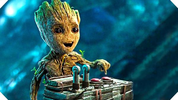 Groot - siêu anh hùng đáng yêu nhất mọi thời đại