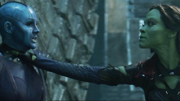 Gamora - Nebula