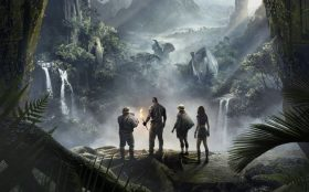 Jumanji: Welcome to the Jungle tung ra đoạn trailer đầy đủ thứ hai
