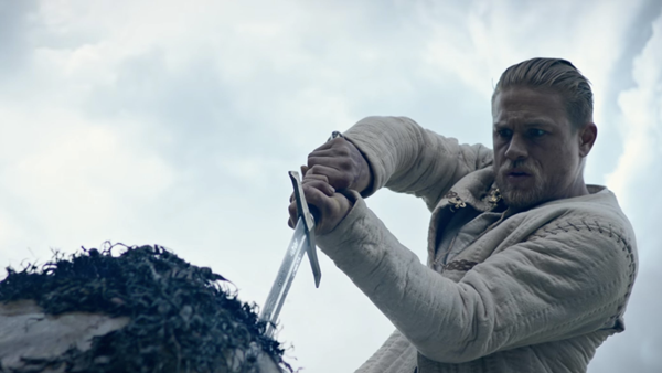 huyền thoại về thanh gươm trong đá
