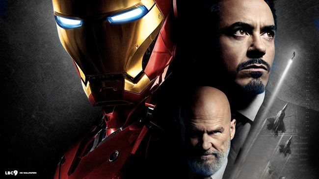 Vũ trụ điện ảnh Marvel 1