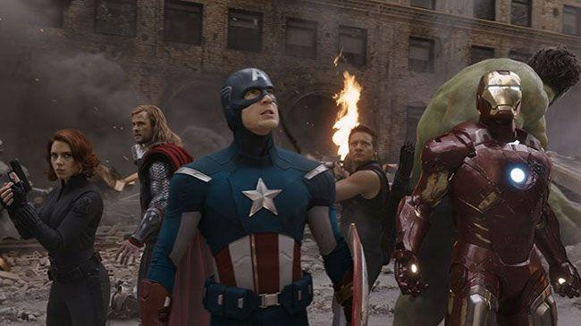 Vũ trụ điện ảnh Marvel 7