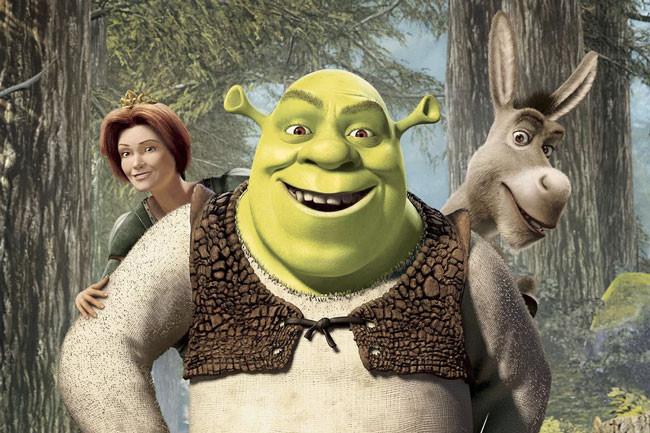 Chằn tinh Shrek