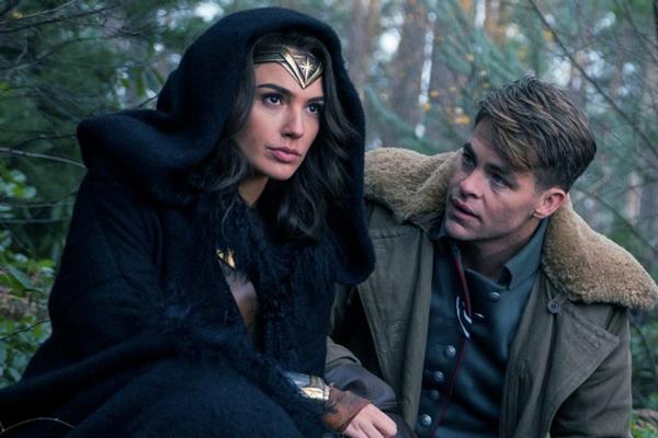 Wonder Woman là niềm hy vọng mới của DC