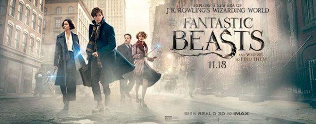 Fantastic Beasts and Where to find them 2 sẽ được công chiếu vào cuối năm 2018