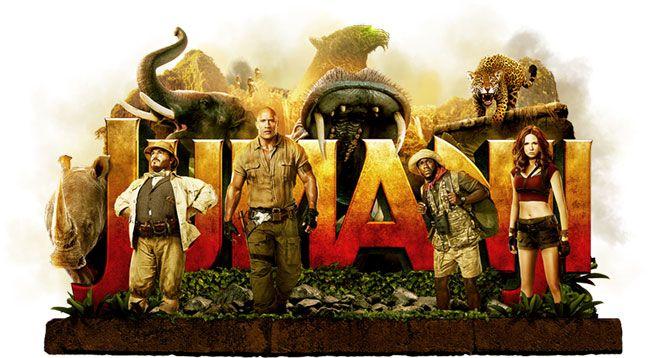 Bộ phim Jumanji: Welcome To The Jungle được ra mắt khán giả vào ngày 20/12
