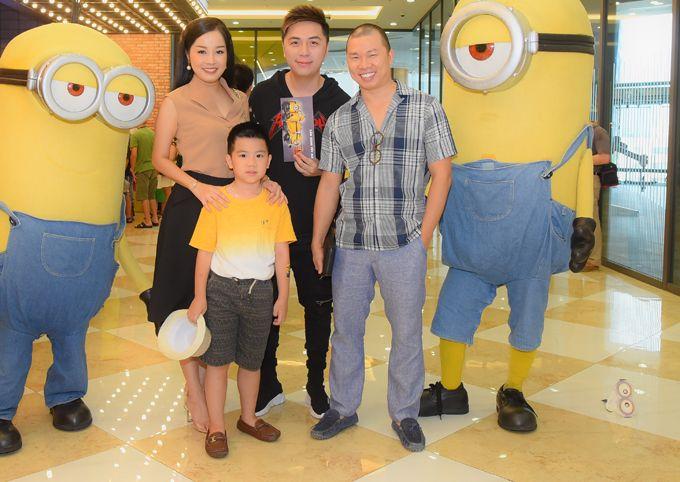 Dàn sao Việt đến ủng hộ phim