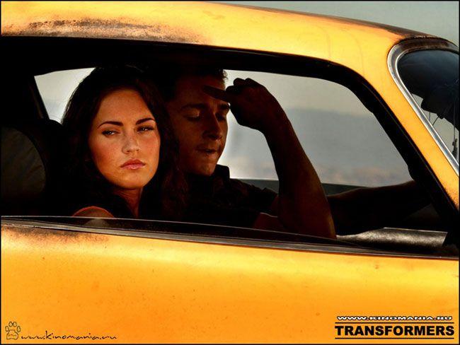 Megan Fox  - sự nghiệp khởi sắc nhờ Transformers