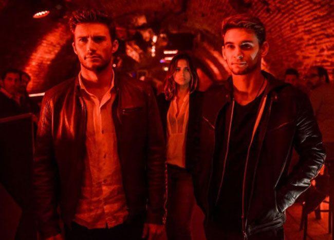 Hai nam diễn viên chính trong phim