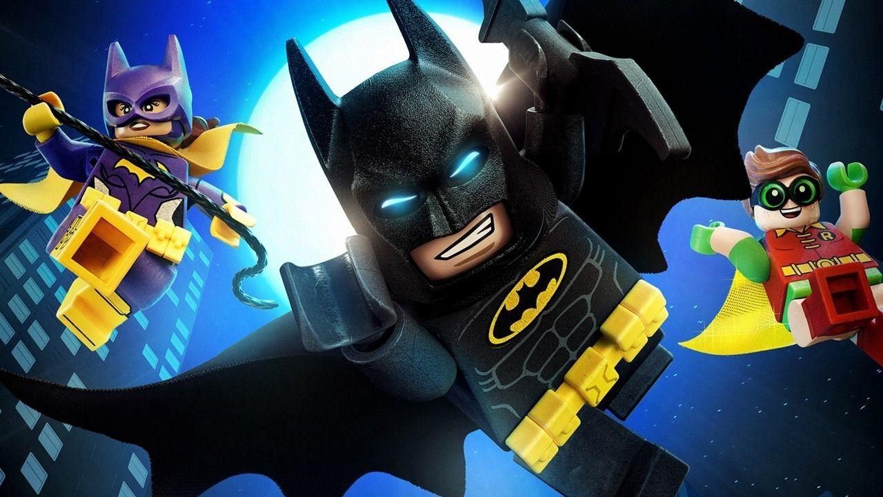 Batman mang đến những tràng cười thả ga cho khán giả