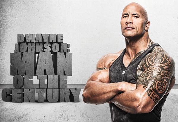 The Rock - người hùng cơ bắp của Hollywood