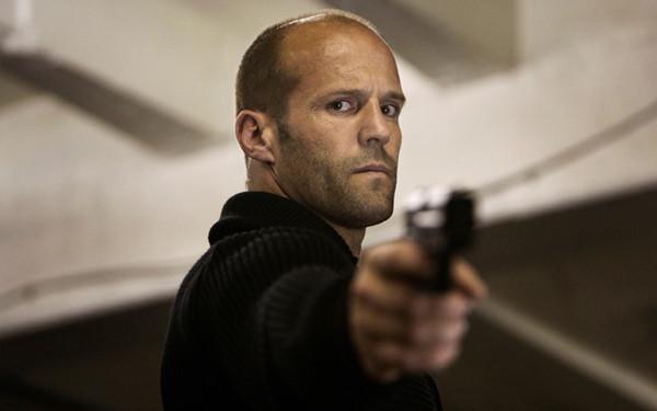 Jason Statham từng là vận động viên nhảy cầu trước khi thành diễn viên