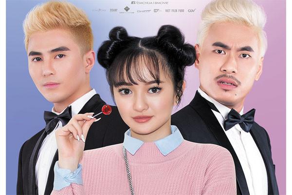 Em chưa 18 - bộ phim Việt duy nhất chiếu trong dịp nghỉ lễ