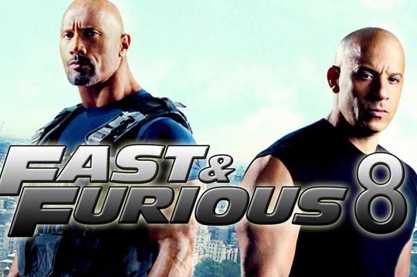 Dom và Hobbs trong Fast 8