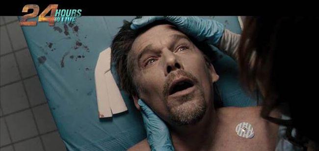24 giờ hồi sinh là bộ phim hành động đầy gay cấn