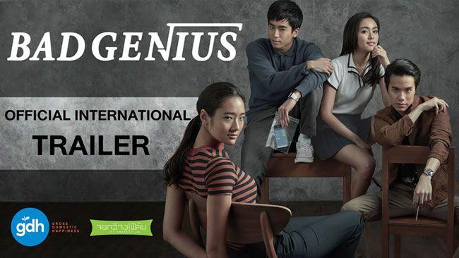 Bad Genius là tác phẩm điện ảnh hấp dẫn của xứ sở chùa Vàng