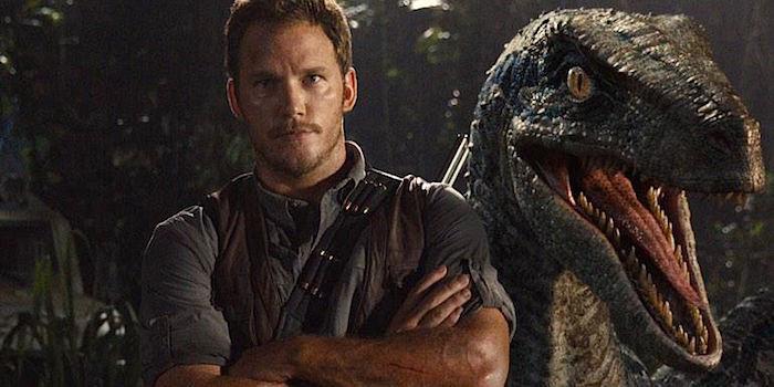 Nam diễn viên Chris Pratt trong vai Owen