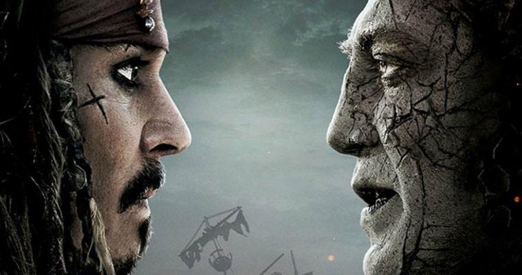 Jack Sparrow hay Salazar sẽ là người chiến thắng?