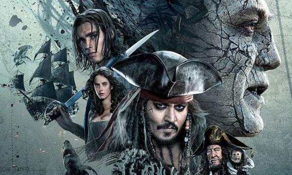 Cướp biển vùng Caribbean phần 5 được khán giả chờ đợi nhất