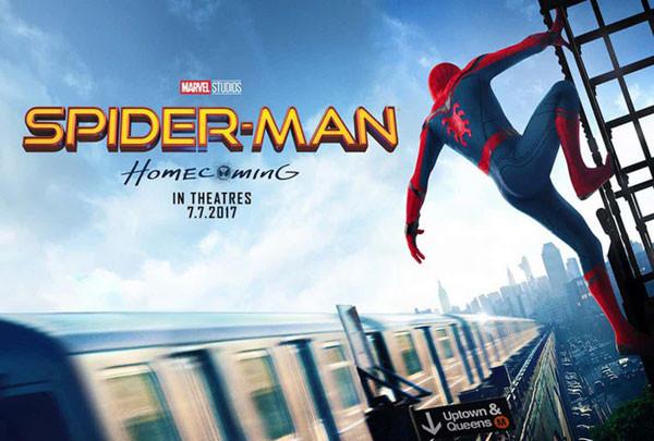 Spider-Man: Homecoming dự kiến khởi chiếu ngày 7/7