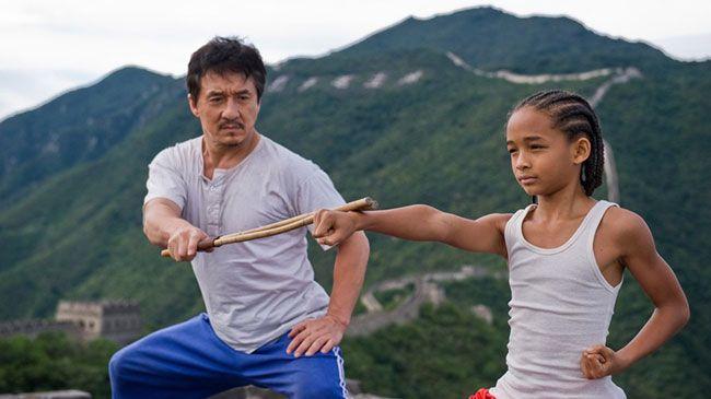 The Karate Kid là bộ phim đình đám vào năm 2010