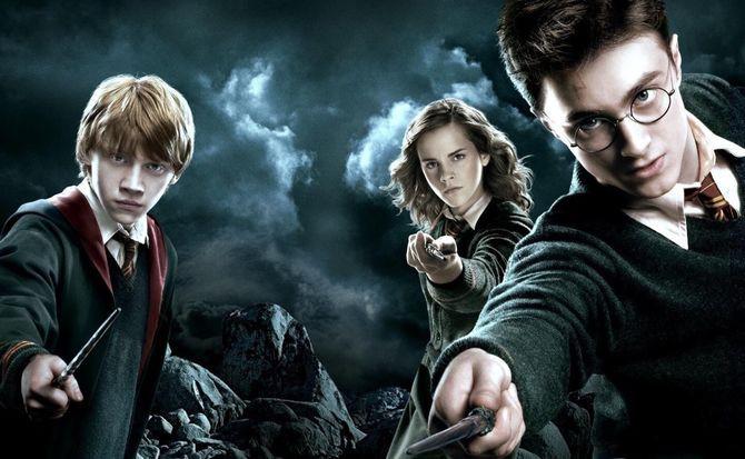 Harry Potter là bộ phim giả tưởng vô cùng hấp dẫn