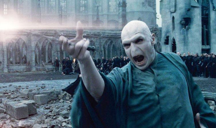Voldemort - nỗi sợ hãi của cả thế giới
