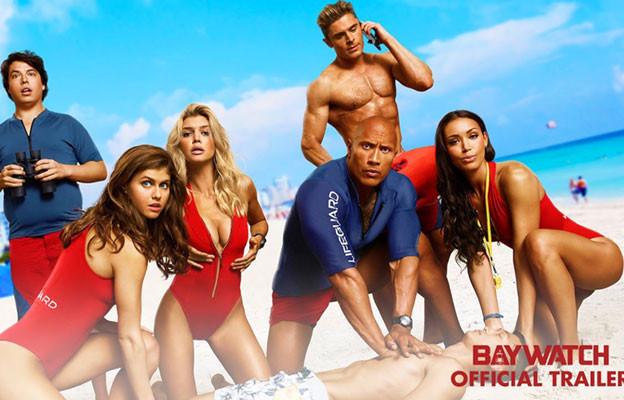 Baywatch quy tụ loạt diễn viên hàng đầu Hollywood
