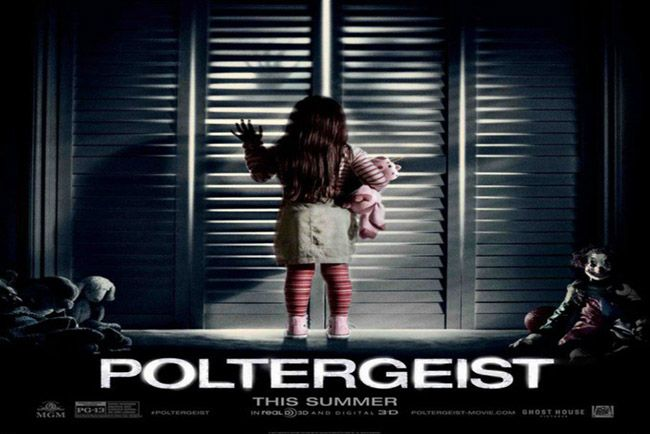 Poltergeist - ám ảnh từ trong phim đến đời thực