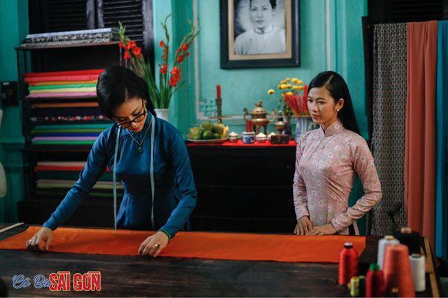 Ngô Thanh Vân trong vai nữ chính Thanh Mai