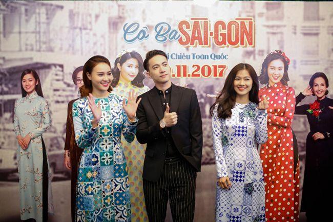 Cô Ba Sài Gòn là bộ phim đầy cảm xúc