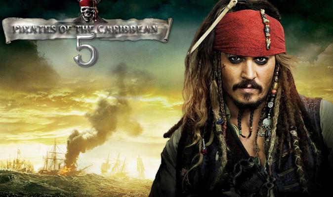 Cướp biển vùng Carribbean là thương hiệu bom tấn lớn của Hollywood
