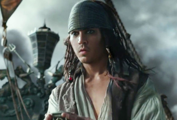 Thuyền trưởng Jack Sparrow thời niên thiếu