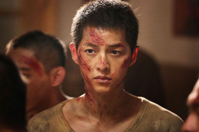 Diễn viên Soong Joong Ki trong Đảo địa ngục