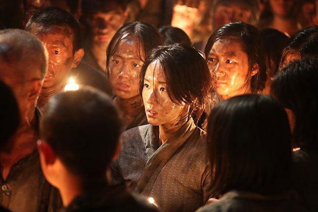 Mỹ nhân Lee Jung Hyun trong phim