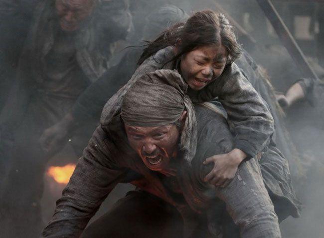 Diễn viên nhí Kim Soo Ahn trong phim