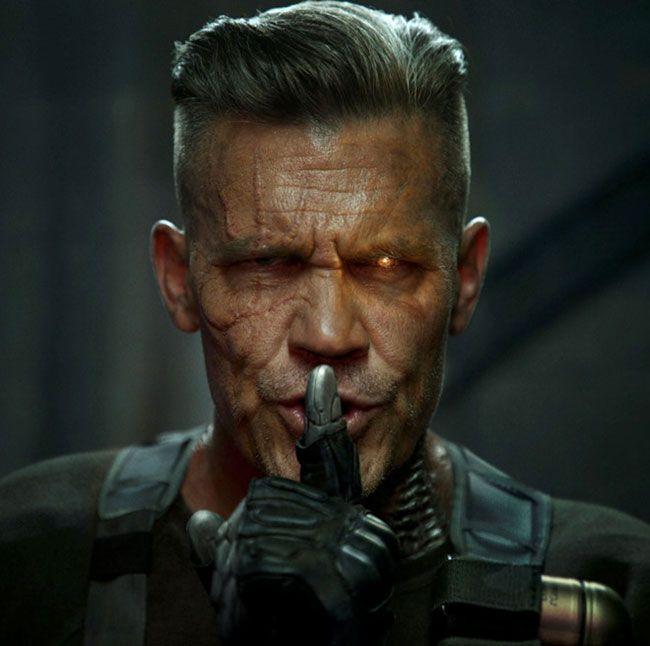 Tạo hình của nhân vật Calbe trong phim