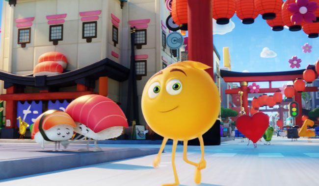 Gene - Nhân vật chính trong phim