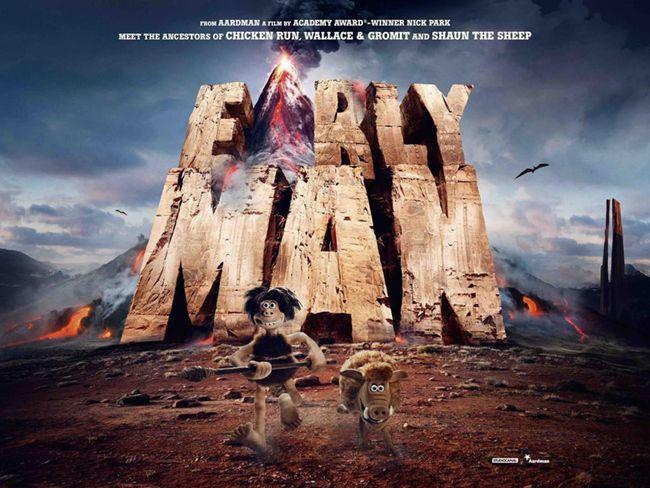 Early Man dự kiến sẽ ra mắt đầu năm 2018