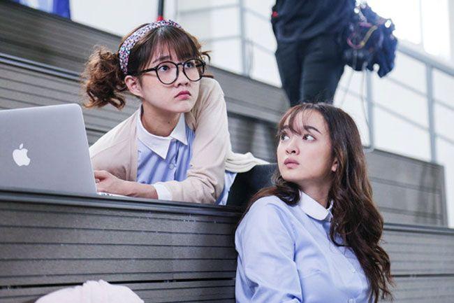 Bộ phim Em chưa 18 đã chiếm giữ rất nhiều kỷ lục của điện ảnh Việt
