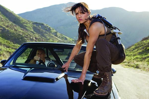 Michelle Rodriguez luôn nỗ lực hết mình để có được thành công