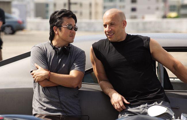 Đạo diễn Justin Lin cũng quay trở lại