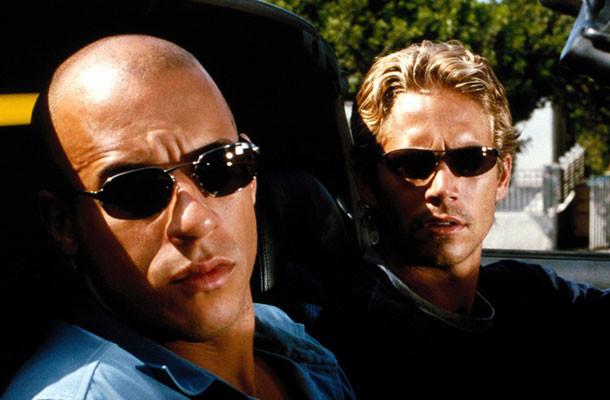 The Fast & the Furious là khởi đầu cho tên tuổi Vin Diesel và Paul Walker