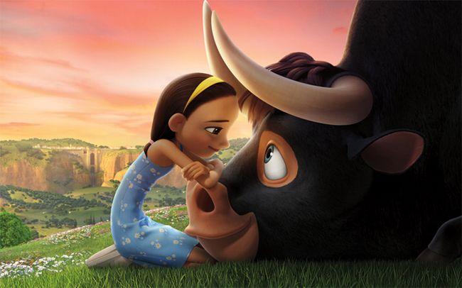 Ferdinand có tuổi thơ thật đẹp cùng với cô chủ Nina