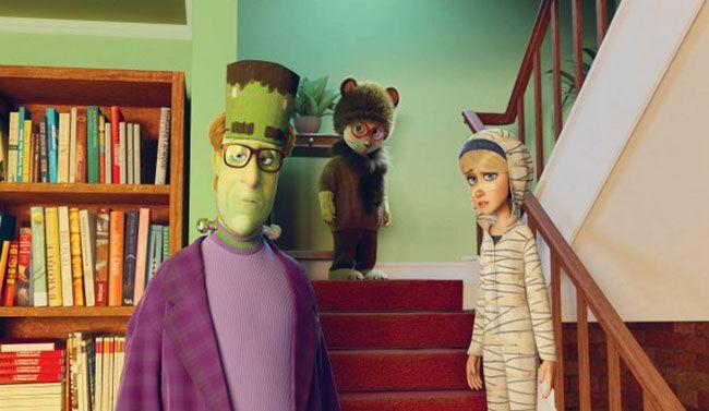 Bộ phim là câu chuyện về một gia đình không hạnh phúc