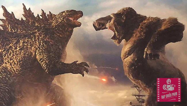 Cuộc chiến giữa hai siêu quái vật hấp dẫn và mãn nhãn